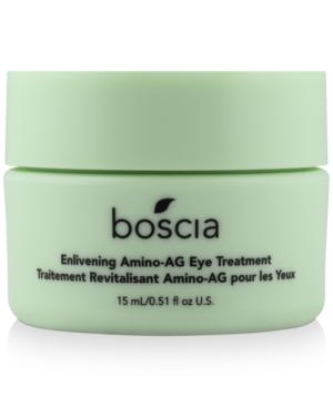 boscia Enlivening Amino-ag Eye Treatment, 0.5 oz.