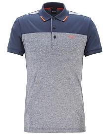 BOSS Men's Paule 1 Slim-Fit Cotton Polo Shirt