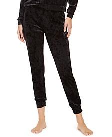 Velvet Sleep Jogger Pants, Created For Macy's