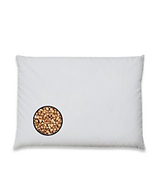 Daiwa Felicity Natural Buckwheat Pillow with Protective Cover