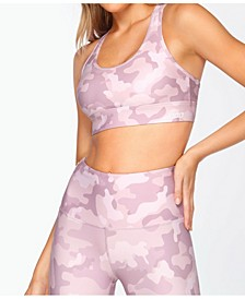 Cammo Reduce The Bounce Sports Bra