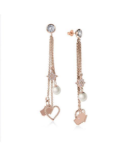 Radley London Love Radley Drop Earrings
