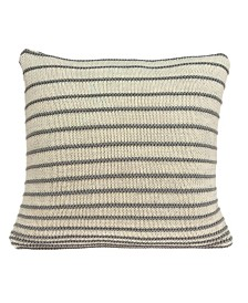 Parkland Collection Tanzi Transitional Tan Pillow Cover With Down Insert