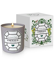 Emerald Candle, 8.5-oz.