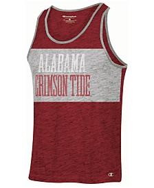 Champion Men's Alabama Crimson Tide Colorblocked Tank