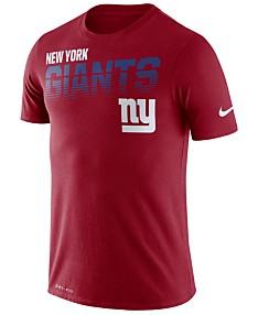 quality design ed7a4 4748c New York Giants Mens Sports Apparel & Gear - Macy's