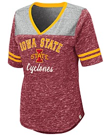 Colosseum Women's Iowa State Cyclones Mr. Big T-Shirt