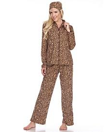 3-Piece Pajama Set