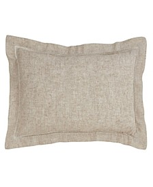 """Hemstitched Pillow - Cover Only, 14"""" x 20"""""""