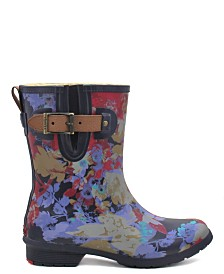 Chooka Women's Macy Mid-Calf Rain Boot