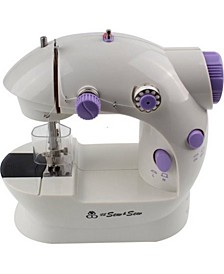 LSS-Mini Sewing Machine with Needle Guard