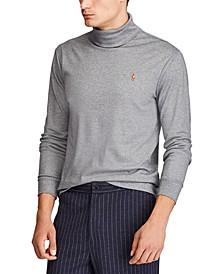 Men's Soft Touch Knit Turtleneck Shirt