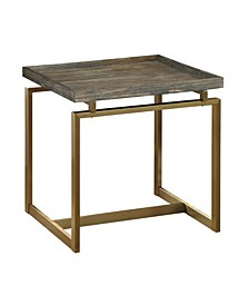 Biscayne End Table, Quick Ship