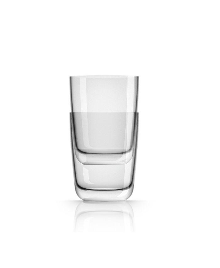 Marc Newson - Highball Tumbler with white non-slip base, Set of 2