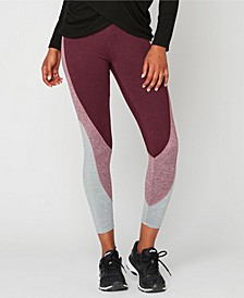 Tranquil Tri-Color Legging