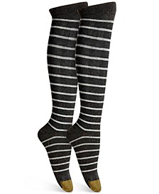 Women's Nep Striped Compression Socks
