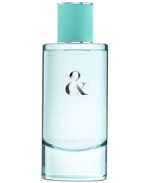 Tiffany & Co. Tiffany & Love Eau de Parfum, 3-oz.