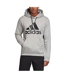 Adidas Men's Badge of Sport Pullover Hoodie