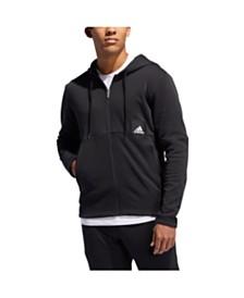 Adidas Men's 365 Lightweight Full Zip Basketball Hoodie