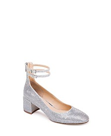 Jewel Badgley Mischka Reeves Evening Shoes