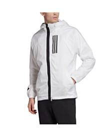Adidas Men's W.N.D. Water Repellent Jacket
