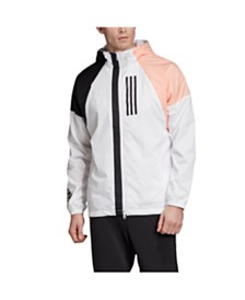 Adidas Men's W.N.D. Water Repellent Jacket
