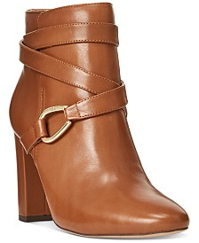 Lauren Ralph Lauren Addington Booties