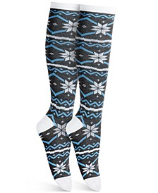Nordic Stripe Knee-High Socks, Created For Macy's