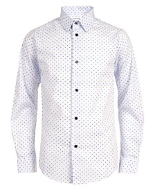 Big Boys Dot Shadow Printed Shirt