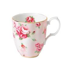 Royal Albert 100 Years 1980 Mug  Rose Blush