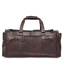 Mancini Buffalo Collection Duffle Bag