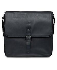 Mancini Buffalo Collection Crossover Tablet Bag