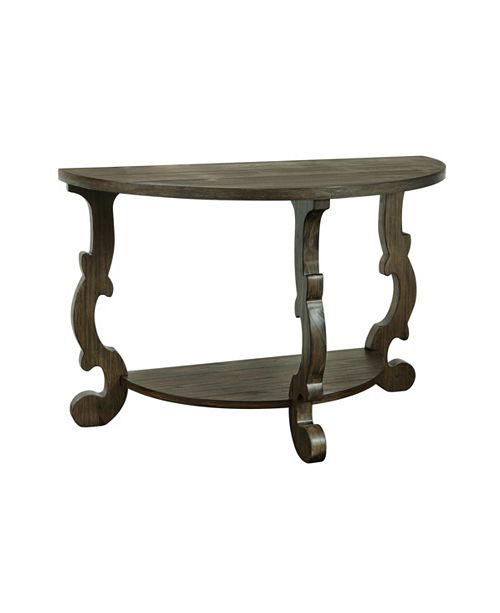 Coast to Coast Orchard Park Console Table, Quick Ship