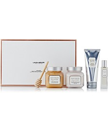 4-Pc. Luxe Ultime Ambre Vanillé Luxe Body Gift Set