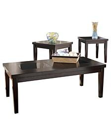 Ashley Furniture Denja Table Set of 3