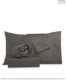 Beautifully Crafted Sateen Sheet Set- King