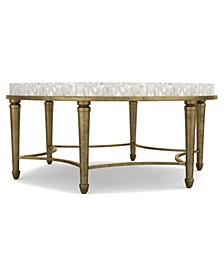 Cynthia Rowley Aura Round Cocktail Table