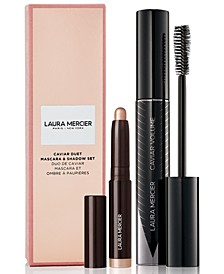 Caviar Duet Mascara & Shadow Set