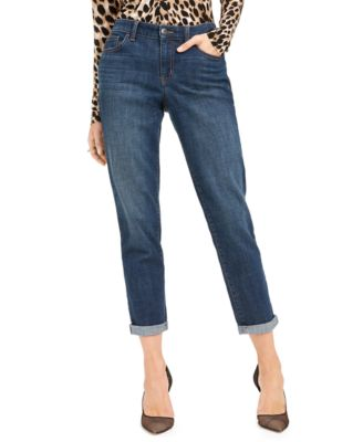 INC Boyfriend Jeans, Created for Macy's