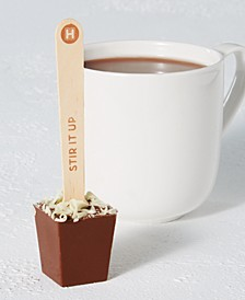 Milk Chocolate Hot Cocoa Dunking Spoon