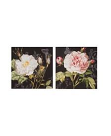 Madison Park Restoration Rose Printed Canvas 2-Pc Set
