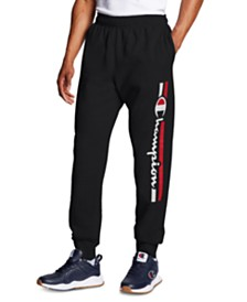 Champion Men's Powerblend Logo Joggers