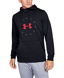 Men's Armour Fleece Logo Hoodie