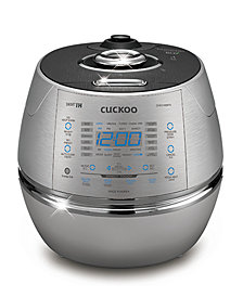 Cuckoo 10- Cup Induction Heating Pressure Rice Cooker