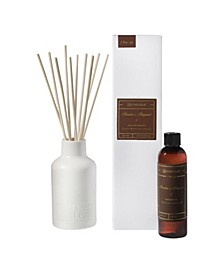 Bourbon & Bergamot Reed Diffuser Boxed Set