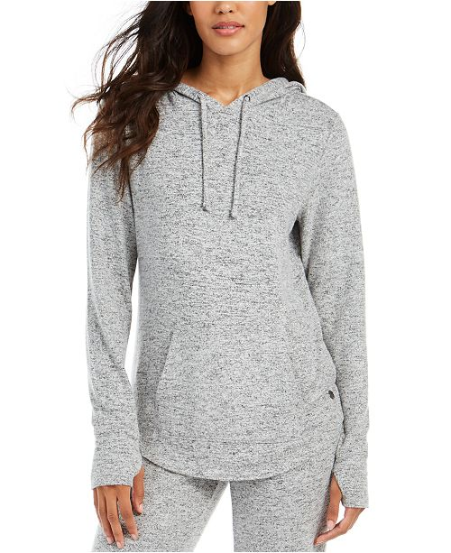 Ideology Mushy-Knit Hoodie, Created for Macy's