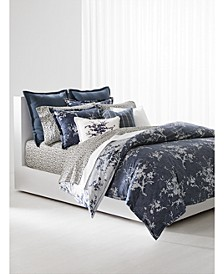 Eva Botanical Queen Comforter Set