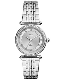 Women's Lyric Stainless Steel Bracelet Watch 32mm