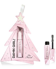 Too Faced Travel Size Mascara Ornament