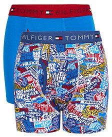 Little & Big Boys 2-Pk. Boxer Briefs